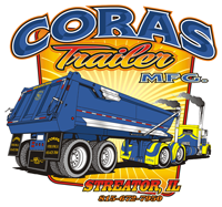Coras Trailer Manufacturing, Inc. was established in 2006 by Carlos and Luis Castaneda. These creative and enthusiastic brothers have over 25 years experience in the trailer manufacturing industry.